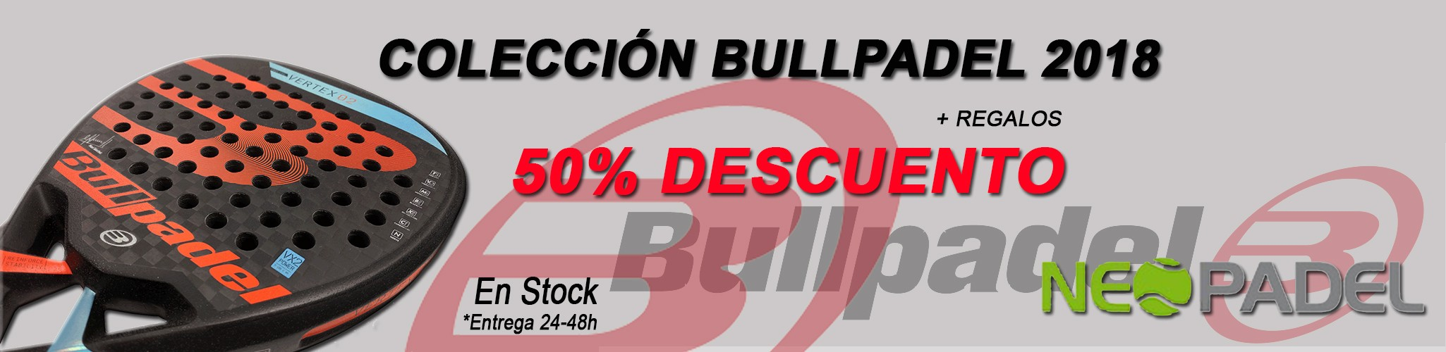 Bullpadel Blackfriday